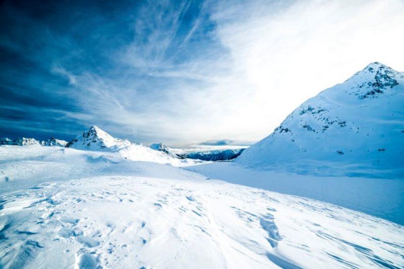 雪国の画像